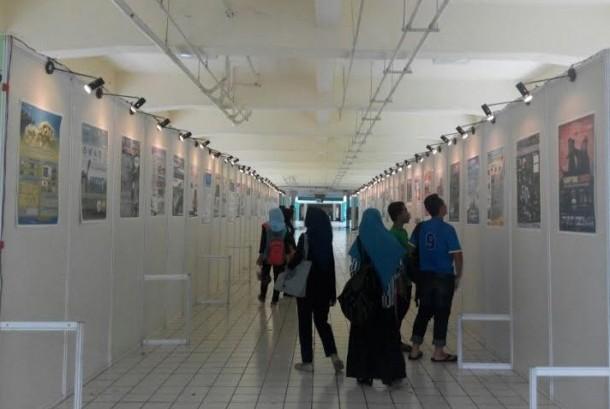 IPB pamerkan lebih dari 300 poster penelitian.