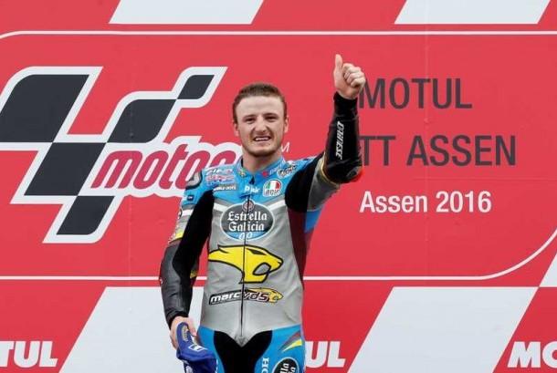 Jack Miller menjuarai GP Assen.