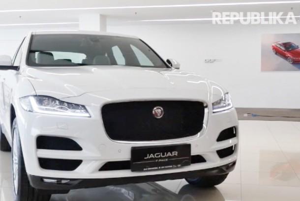 Jaguar F-Pace 2.0