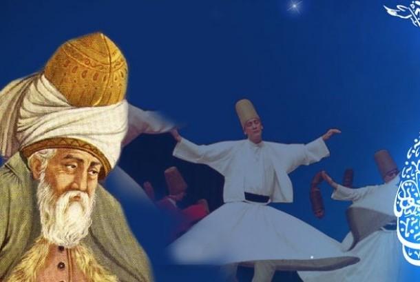 Jalaluddin ar-Rumi (ilustrasi).