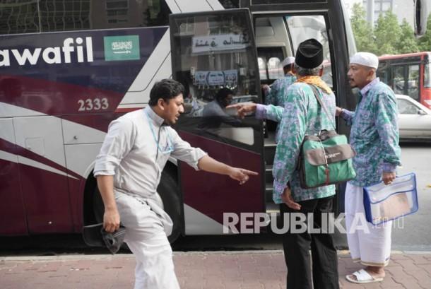 Jamaah Haji Indonesia di Saudi Tinggal 38,1 Persen thumbnail