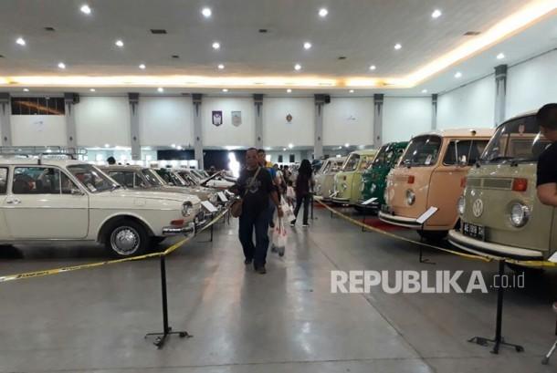 Jogjakarta Volkswagen Festival (JVWF) 2017 dihelat di Jogja Expo Center (JEC) Yogyakarta.