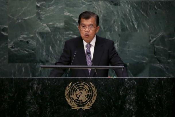 JK: Perdamaian Harus Terus Diupayakan