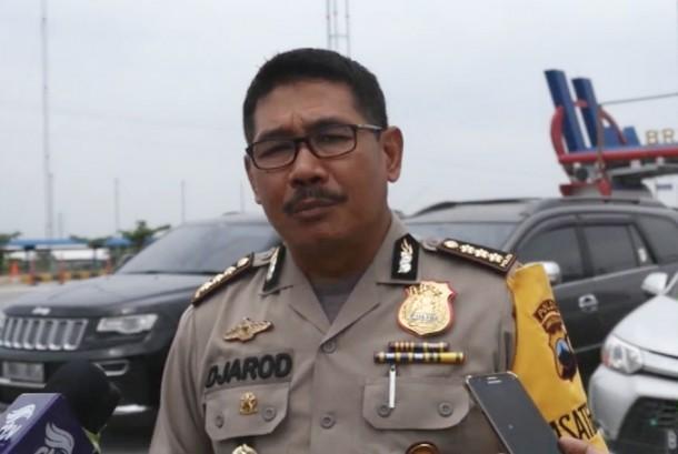 Kabid Humas Polda Jawa Tengah, Kombes Pol Djarod Padakova