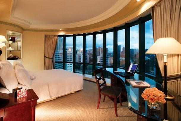 Kamar hotel berbintang/ilustrasi