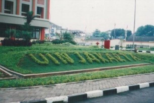 Kampus UIN Syarif Hidayatullah