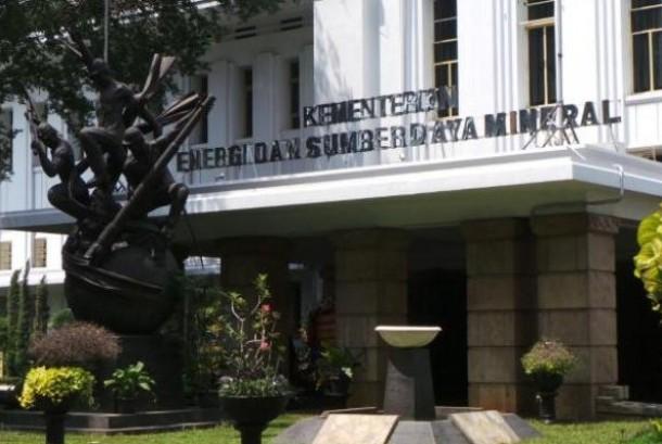 Kantor Kementerian ESDM.