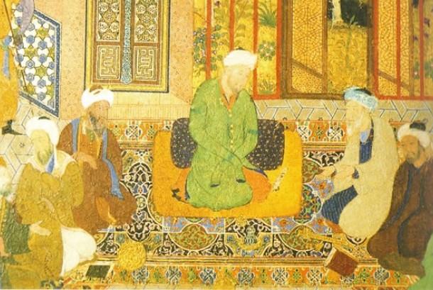 Karpet di masa Dinasti Timuriyah