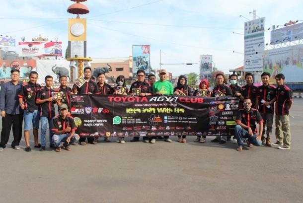 Kegiatan #berAKSI TAC Chapter Lampung