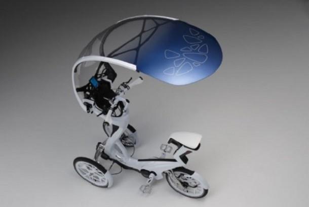 Kendaraan masa depan ala Yamaha