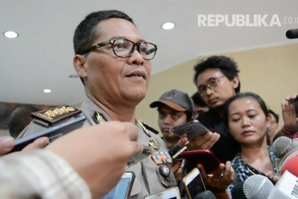 Kepala Bidang Humas Polda Metro Jaya Kombes Pol Raden Prabowo Argo Yuwono