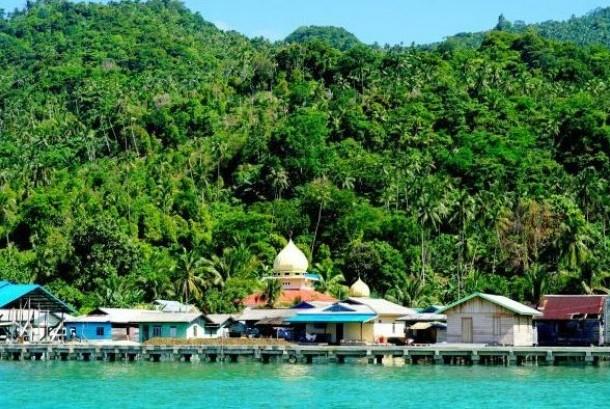 Kepulauan Natuna.