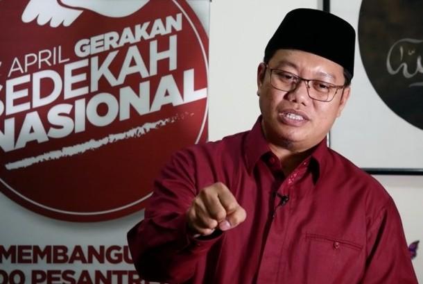 Ketua 1 PPPA Daarul Qur'an Ahmad Jamil