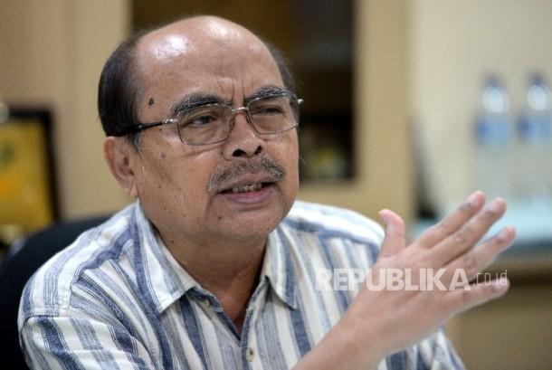 Ketua Badan Amil Zakat Nasional (BAZNAS) Bambang Sudibyo