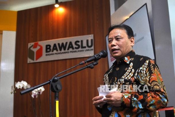 Ketua Bawaslu Abhan