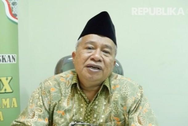 Ketua Bidang Hubungan Luar Negeri Majelis Ulama Indonesia (MUI), KH Muhyiddin Junaidi
