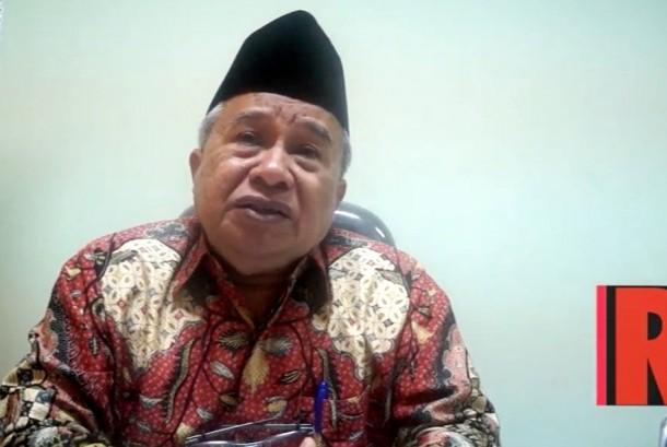 Ketua Bidang Luar Negeri Majelis Ulama Indonesia (MUI), Muhyiddin Junaidi