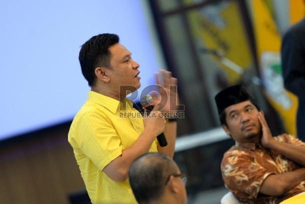 Ketua DPP Partai Golkar Munas Ancol Ace Hasan Syadzily.