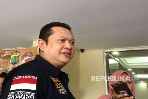 Ketua Komisi III Bambang Soesatyo
