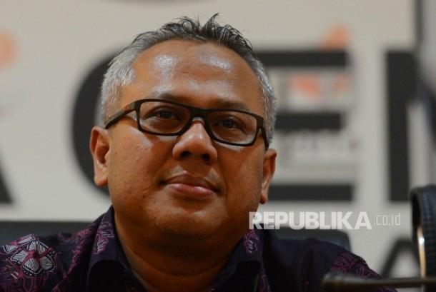 Ketua Komisi Pemilihan Umum (KPU), Arief Budiman.