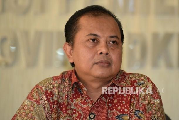 Ketua KPUD DKI Jakarta Sumarno
