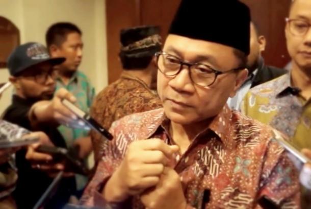 Ketua Majelis Permusyawaratan Rakyat (MPR RI) Zulkifli Hasan
