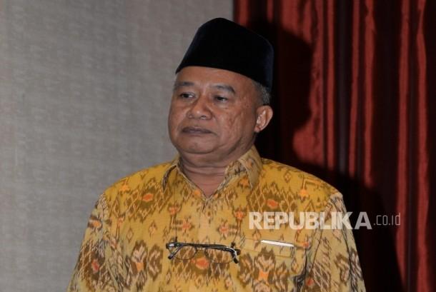 Ketua MUI Muhyidin Junaidi