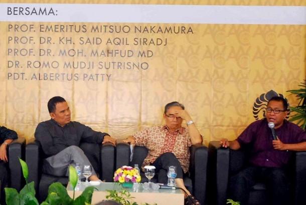PGI Berharap Kemenag Mampu Bawa Misi Perdamaian
