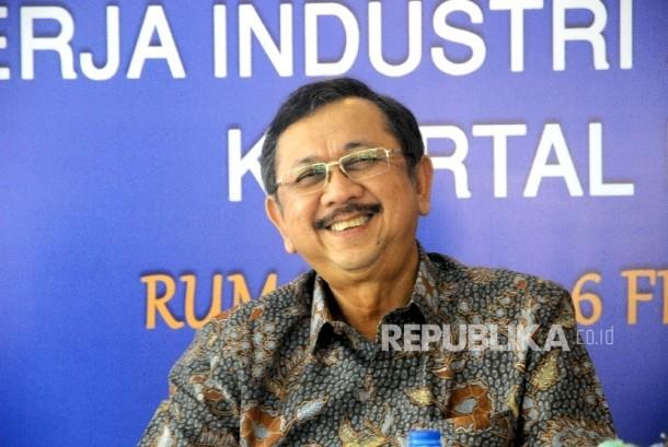 Ketua Umum Asosiasi Asuransi Jiwa Indonesia (AAJI) Hendrisman Rahim.