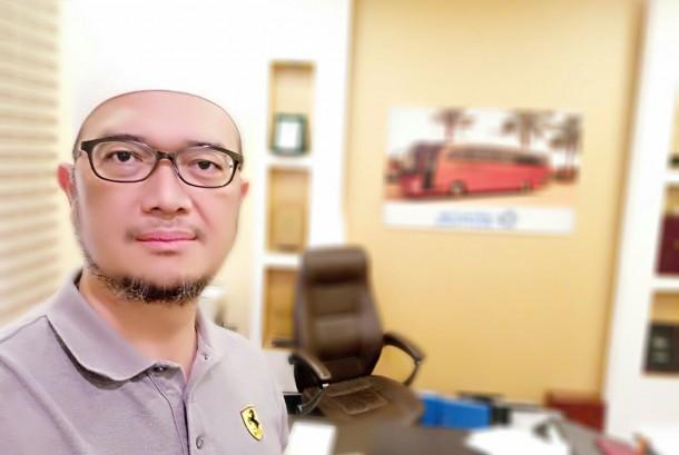 Ketua Umum Asphurindo Syam Resfiadi.