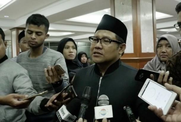 Ketua Umum DPP Partai Kebangkitan Bangsa (PKB) Muhaimin Iskandar