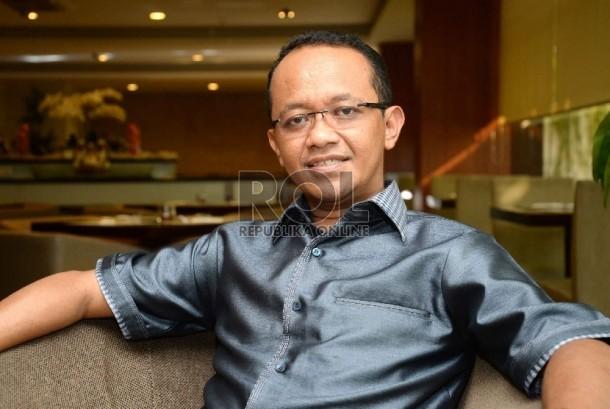 Ketua Umum Himpunan Pengusaha Muda Indonesia (Hipmi) Bahlil Lahadalia