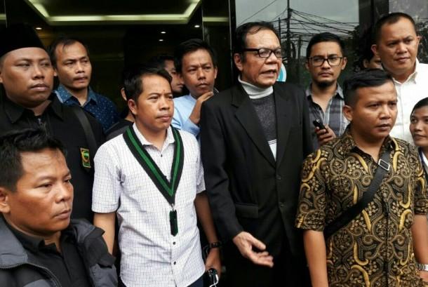 """HMI : """"Ada Pengalihan Isu Atas Kasus Penistaan Agama Yang Dilakukan Ahok""""."""