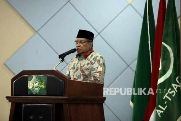 Ketum PBNU Sepakat Demokrasi di Indonesia Sudah Kebablasan
