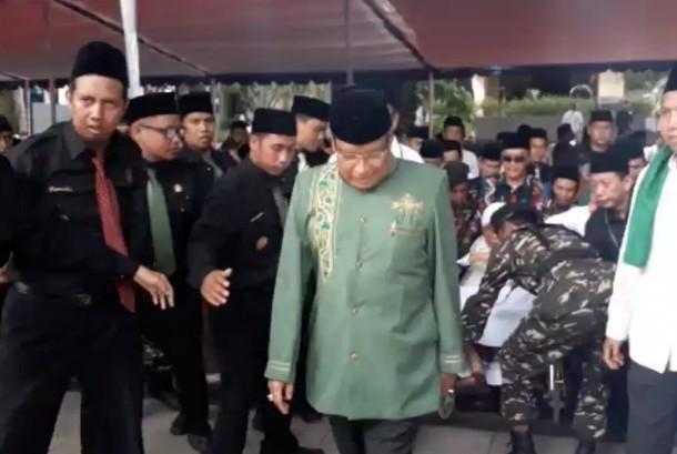 Ketua Umum Pengurus Besar Nahdlatul Ulama (PBNU) KH Said Aqil Siraj