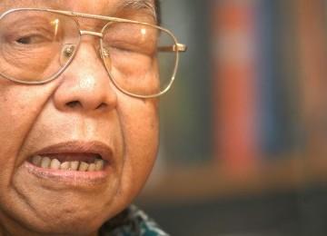 KH Abdurrahman Wahid alias Gus Dur (alm).