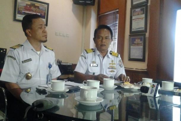 Kolonel Joko Triwanto dan Kolonel Waryoto.