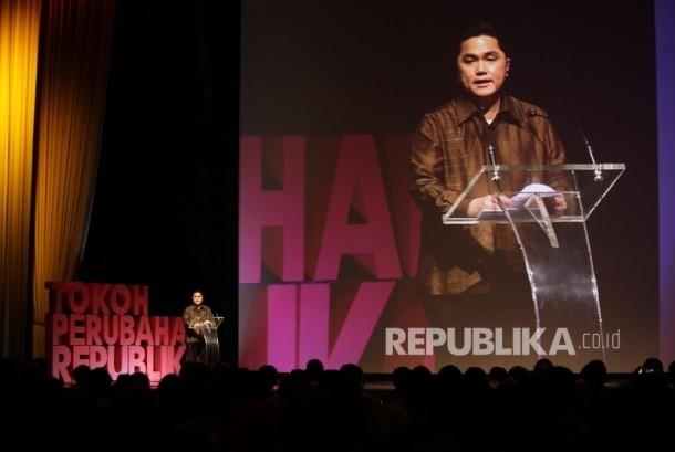 Komisaris Utama Republika Erick Thohir