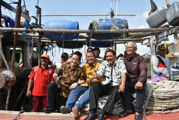 Komisi IV DPR RI ketika melakukan kunjungan kerja spesifik (kunspek) ke Jawa Tengah.
