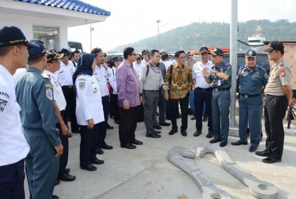 Komisi V DPR RI meninjau meninjau Bandara Radin Inten II (Ilustrasi)