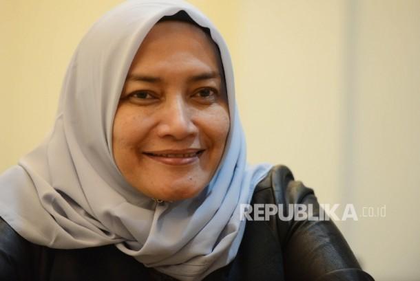 Komisioner Komisi Pemilihan Umum (KPU), Evi Novida Ginting Manik.