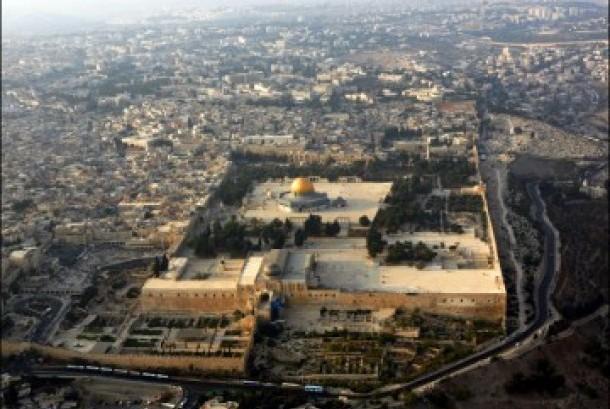 Kompleks Masjid Al Aqsa di Jerussalem