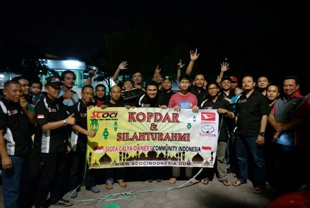 Kopdar dan silaturahmi ScocIndonesia
