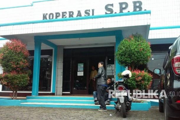 Koperasi Simpan Pinjam Simpenan Pameungkeut Banda (SPB), Kota Tasikmalaya.