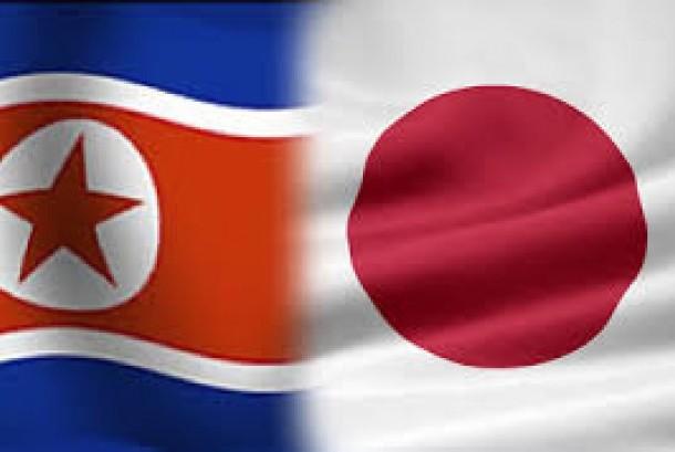 Korea Utara dan Jepang (ilustrasi)