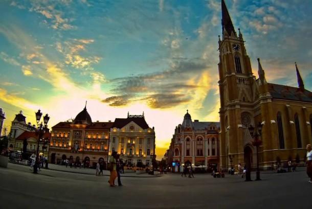 Kota Novi Sad