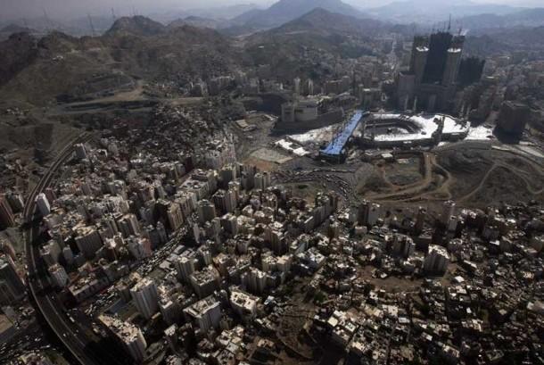 Kota suci makkah, arab saudi