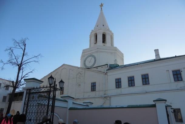 Kremlin di Kota Kazan.