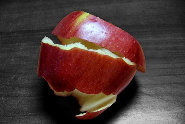 Kulit Apel (ilustrasi)
