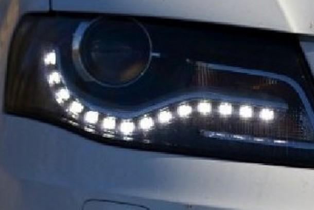 Lampu mobil (Ilustrasi)